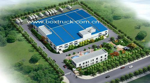 Truck body factory from China