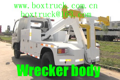 Wrecker body